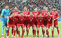 Iran and Spain match at the FIFA World Cup (18).jpg