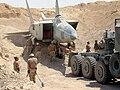 Iraqi-MiG-25-in sand.jpg