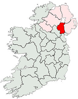 Ireland location Armagh