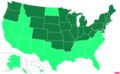 Irish ancestry by state.png