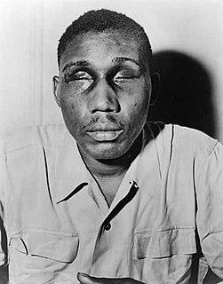 Isaac Woodard American WWII veteran and victim of racial abuse