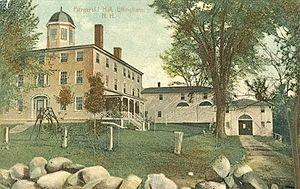 Effingham, New Hampshire - Image: Isaac Lord Mansion, Effingham, NH