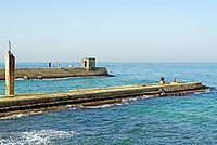 Israel-04557 - Old Port Breakwater (33506209942).jpg