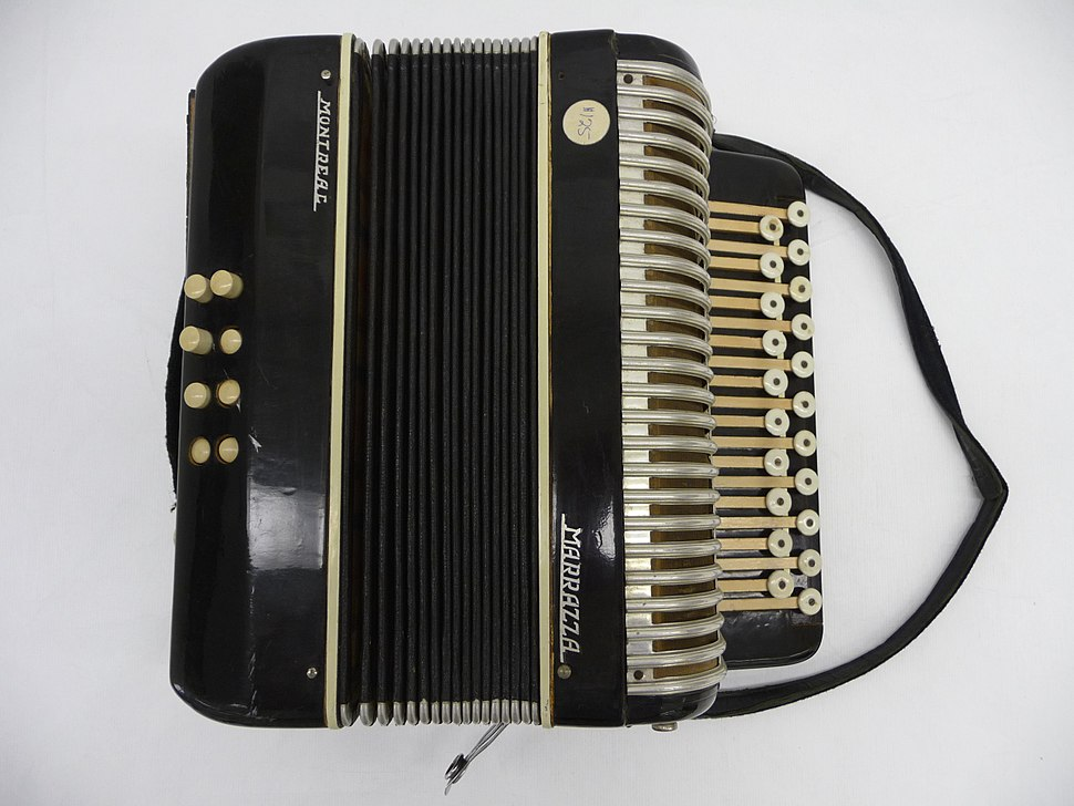 Italian Button Accordion QM r
