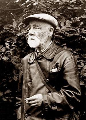 Zhiguli Nature Reserve - Ivan Sprygin, pioneering botanist for whom the Zhiguli Reserve is officially named