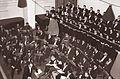 Izvedba Verdijevega Requiema v polni unionski dvorani 1961.jpg