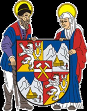 Jáchymov - Image: Jáchymov znak 2