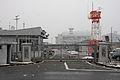 JASDF Niigata Sub Base Main Gate.JPG