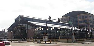 The John Deere Pavilion in Moline