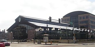 John Deere - The John Deere Pavilion in Moline, Illinois