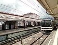 JRE 205 series at Nikko Station 2017-05-18.jpg