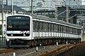 JR East 209 experimental train Mue-train.jpg