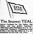 J N Teal ad 02 Feb 1910 HRN.jpg