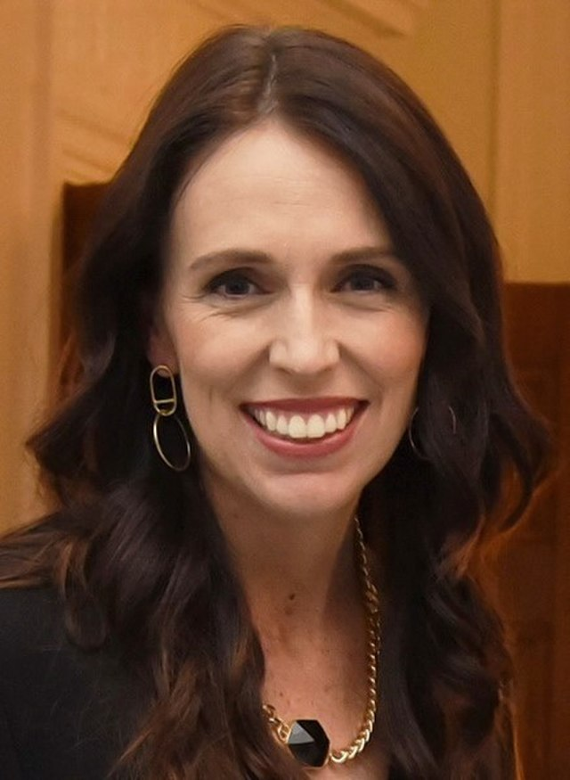 From commons.wikimedia.org: Jacinda Ardern, 2018 {MID-299885}