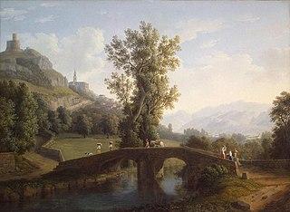 View of Montesarchio