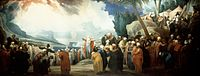 Jacob de Wit - Moses elects the Council of Seventy Elders - Google Art Project.jpg
