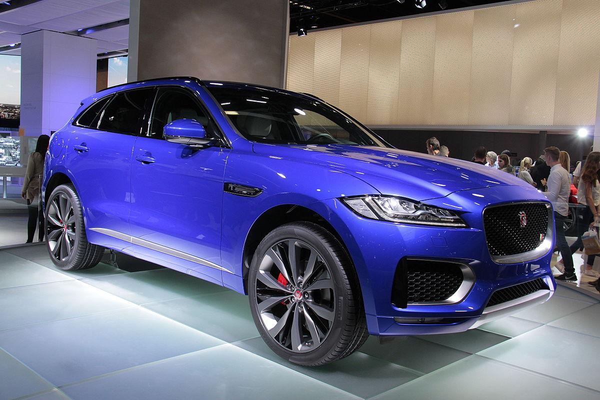 Jaguar Pace Rossmann