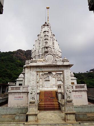Shikharji - Image: Jal mandir parasnath