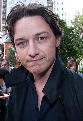McAvoy bij de The Toronto International Film Festival(2010)