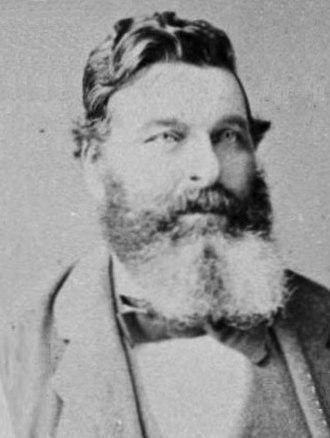 Grey Ministry, 1877–1879 - Image: James Macandrew