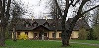 Jan Matejko Manor house, 25 Wańkowicza street, Krzesławice, Nowa Huta, Krakow, Poland.jpg