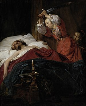 Judith en Holofernes