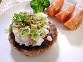 Japanese style hamburg steak (4735910468).jpg