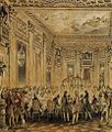 Jean-Michel Moreau - Banquet Given in the Presence of the King - WGA16206.jpg