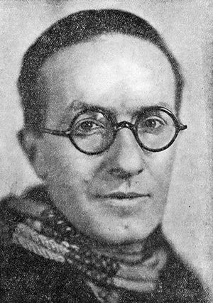 Jean Giraudoux - Portrait of Giraudoux in 1927