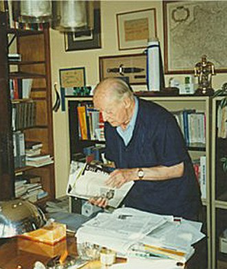 Jerzy Giedroyc - Jerzy Giedroyć (Maisons-Laffitte, 1997)
