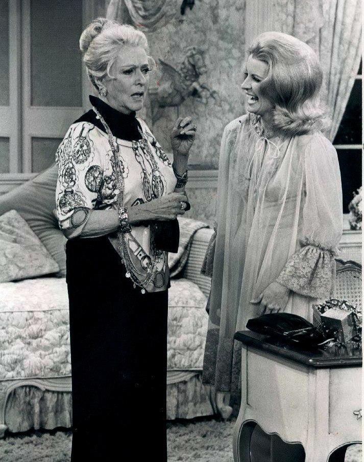 Jessie Royce Landis Julie Sommars Governor and JJ 1970