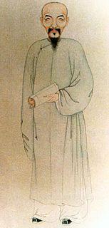 Chinese Qing dynasty scholar