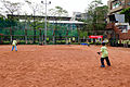 Jian Kang Summer Baseball Camp in Softball Field of Minquan Sport Park 20150810a.jpg