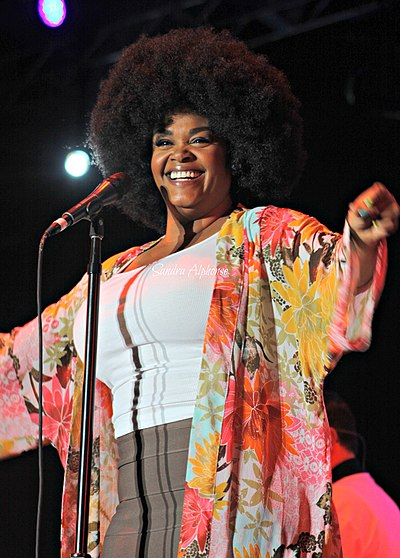 Picture of a band or musician: Jill Scott
