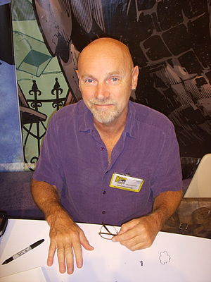 Jim Starlin - Jim Starlin in 2008