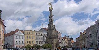 Jindřichův Hradec District District in South Bohemian, Czech Republic