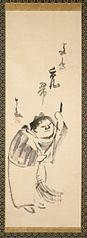 Jittoku and Kanzan
