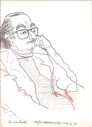 Fuster, Joan (1922-1992)