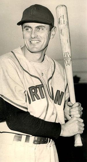 Pacific Coast League Hall of Fame - Image: Joe Brovia