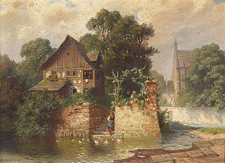 Johann Kautsky Czech scenic designer