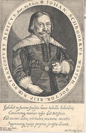 Johann Schröder - Johann Schröder