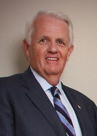 Politics of Toronto - Image: John Carmichael (Canadian politician)