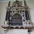 John Cole memorial, Witchampton Church.jpg