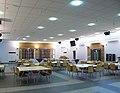 John Fosters Hall - University of Leicester - Breakfast hall.JPG