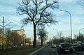 John Paul II Av, Nowa Huta, Krakow, Poland.jpg