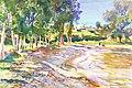 John Singer Sargent - San Vigilio, Lago di Garda 1913.jpg