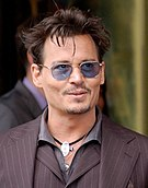 Johnny Depp -  Bild
