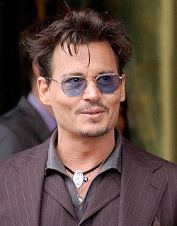 Fotografia di Johnny Depp