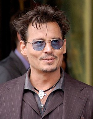 Johnny Depp - Depp in 2013