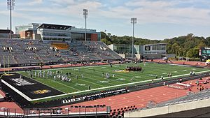 Johnny Unitas Stadium - Image: Johnny Unitas Stadium 2013